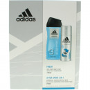 Adidas GP Shower 250ml + Deodorant 150ml After Spo