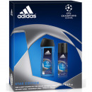 Adidas GP Dusch 250ml + Deo 150ml Champions League