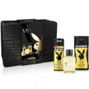 Playboy GP EdT 100ml + dezodor 150ml + zuhany 250m