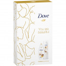 Dove GP Dusch 250ml + testápoló 400ml SheaButter