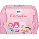 bebe GP Body Milk 400ml + tusoló krém 250ml + 3in1