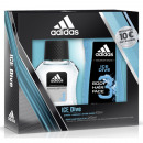 Adidas GP After Shave 100ml + Doccia 250ml ICE Div