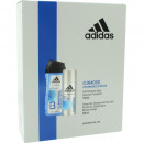 wholesale Drugstore & Beauty: Adidas GP Shower 250ml + deodorant 150ml climacool