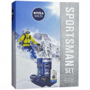 wholesale Cremes: Nivea GP Sportsman Set Deaospray 150ml ...