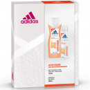 Adidas GP Woman Dusch 250ml + Deo 150ml Adipower