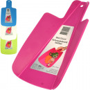 Frosty cutting board foldable 32x17cm colored