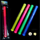 Lightstick XL 47cm with 3 funct. 4 colors assorted