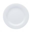 wholesale Crockery: Porcelain cake / breakfast plate white 19cm