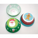 wholesale Casserole Dishes and Baking Molds: Muffin Baking Molds 50 Pack! Each 7x3cm with ...