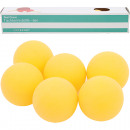 Table Tennis Balls Pro 6 in box