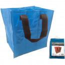 wholesale Miscellaneous Bags: Carrying bag for bottles 21,5x16,5x24cm