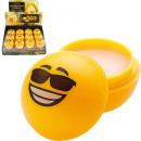 Lip care Balm ball 6,5g Smiley in the 24 Displa
