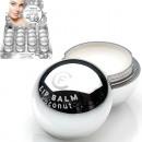 Lip Care Balm bal 6,5 g zilver in de 24er Displa