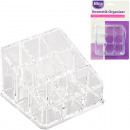 wholesale Make-up Accessoires: Cosmetic Organizer Acrylic rectangle 9x6,5cm