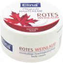 Cream Elina 150ml Red vine leaves cream in tin