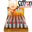 nagyker Make up: Ajakrúzs Saffron 3,5 g Nude 6 szín tálcába