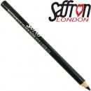 nagyker Make up: Kozmetikai szemceruza Saffron fekete vízálló 13c