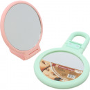 wholesale Bath Furniture & Accessories: Mirror 2-sided for hand & to place 3-fold sor