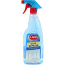 Glass cleaner Clean 750ml in spray bottle