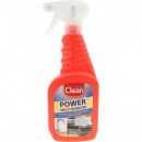 Power Multi Cleaner Clean 500ml in spray bottle