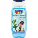 Gel douche Elina Kids 250ml 2en1 Pirate Island