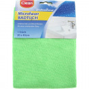 Microfiber bath cleaning cloth CLEAN 30x40cm