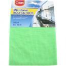 Microfaser Küchen Reinigungstuch CLEAN 30x40cm