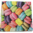 Premium napkins 20x 33x33cm, 3 ply cookies