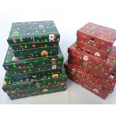 Karton gift box Rudolpho & Friends 6-fold sort
