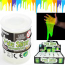 wholesale Gifts & Stationery: Mucus 80g in cask tin glows in the dark!