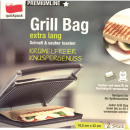 wholesale Barbecue & Accessories: Toastbag for the contact grill 2er 16,5x32cm!