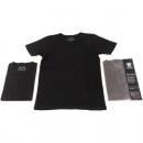 ingrosso Ingrosso Abbigliamento & Accessori: T-Shirt bambino nero taglia 134-164 girocollo ...