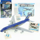Playset Airport II 4- times assorted 1:87 scale