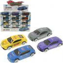 Großhandel Modelle & Fahrzeuge: Spielset Auto metall 12-fach sortiert 1:64 in Box