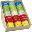 Display gift ribbon spring with 36 pieces
