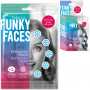 FUNKY FACES Face Mask Refreshment