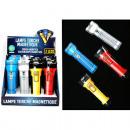 Großhandel Taschenlampen: LED Licht in Taschenlampenform flach magnetisch