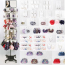Jewelery & Accessories Display 648 parts metal