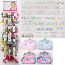 wholesale Hair Accessories: Hair Accessories & Jewelery Children pastel 66