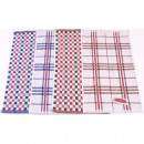wholesale Bath & Towelling: Guest towel 30x50cm different designs, 440g / m²