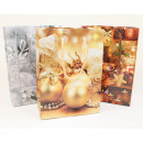 wholesale Gifts & Stationery: Gift bag balls 16x11,5x6cm, glossy surface