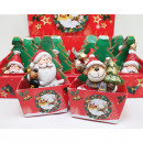 wholesale Home & Living: Luxury gift box with ceramic figure, 10x6x4cm,