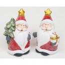Nagy Santa 9,5x6cm nagy fa vagy csomag,