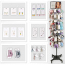 wholesale Make up: Accessories assortment 648 pieces in metal ...