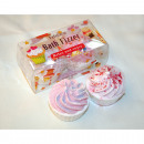 Bath Bomb Cupcake Set of 2, 2x45gr