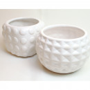 Wonderful XL plant pot 10x7cm, 2 times assorted