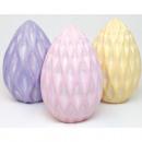 Desinger tojás XL 11x7,5cm divatos szerkezettel