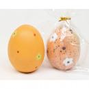 wholesale Decoration: Dekoei painted in cello bag 5,5x4cm ceramic
