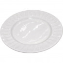 wholesale Crockery: Breakfast plate made of fine porcelain with ...