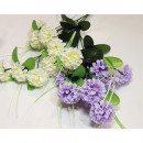wholesale Home & Living: Hydrangea with 9 flower heads 60x19cm